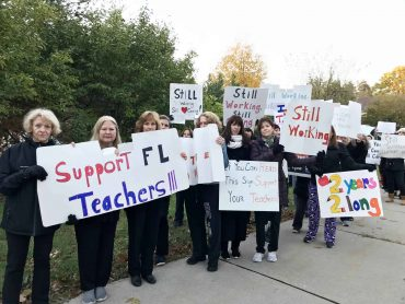 NJEA officers: We stand with Franklin Lakes educators, students