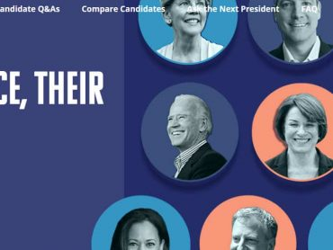Watch: presidential candidates answer members' questions at NEA RA