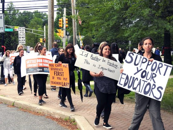 After one-day strike, Franklin Lakes reaches tentative agreement
