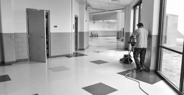 Cleaning schools without making people sick – avoiding toxic products