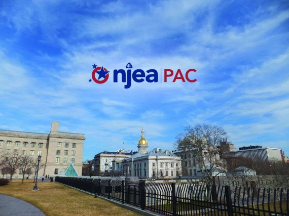 NJEA PAC endorses 60 candidates for Assembly