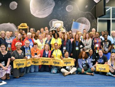 Beyond state lines – NJEA members make national impact
