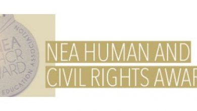 Nominations open for the 2020 NEA Human and Civil Rights Awards