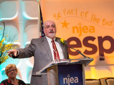 Steve Swetsky named NJEA executive director