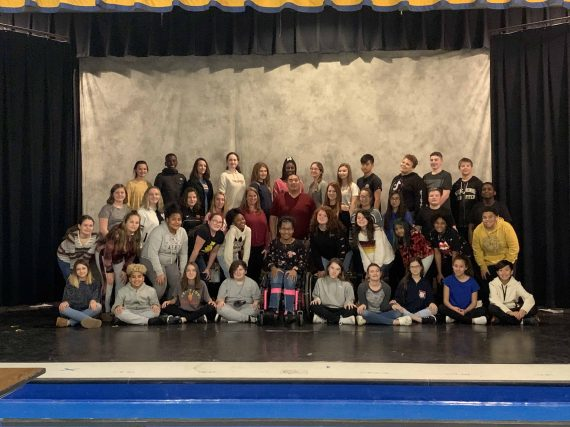 Creating a successful long-term school theater program