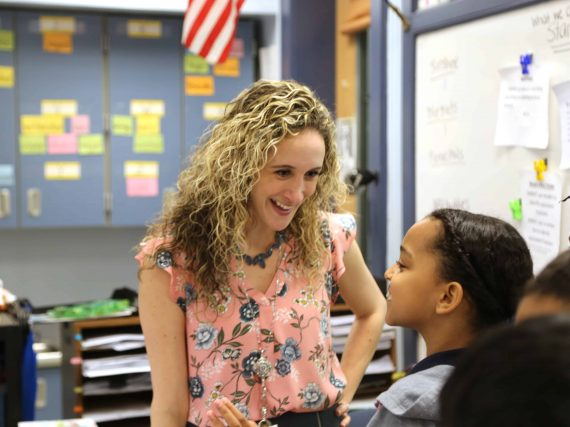 An educator comes full-circle in Carteret: Milken Educator Awards recognize Nikki Silva for excellence