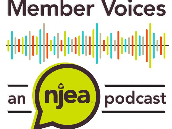 Subscribe to NJEA: Member Voices podcast