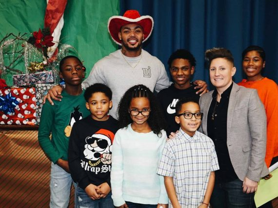 Middlesex County Teacher of the Year organizes 4th annual holiday toy drive
