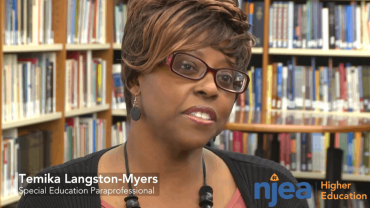 Community Colleges Take You Further – Temika Langston-Meyers