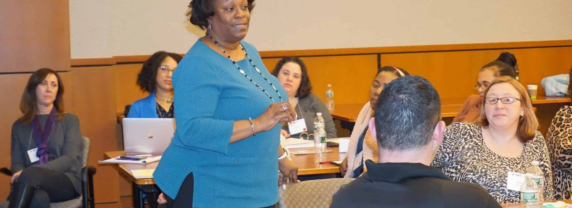 Teacher Leader Academy holds first session