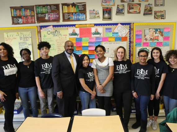 Student voices lead Black Lives Matter at Schools Week in Hackensack
