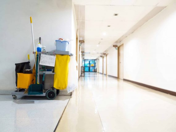 Cleaning to fight COVID-19 in schools and at home