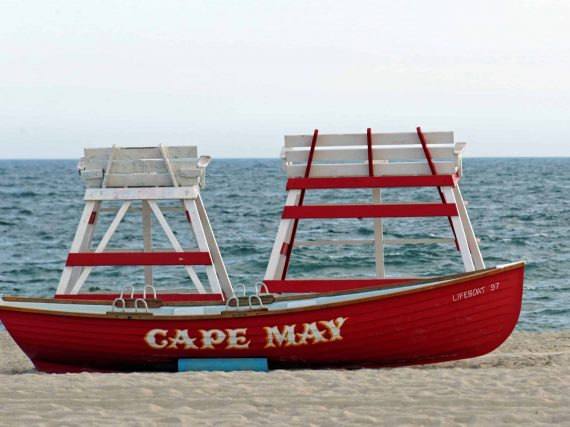 Sussex to Cape May October 2020