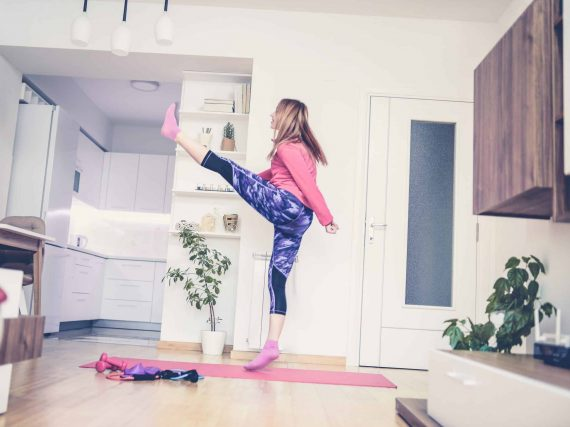 Health and PE ideas for home instruction