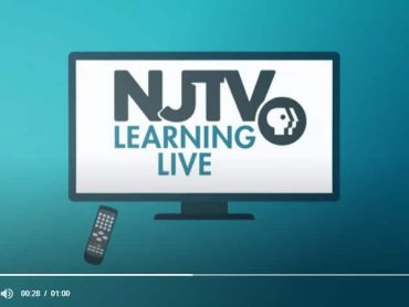 NJTV partners with NJEA and NJDOE for NJTV Learning Live