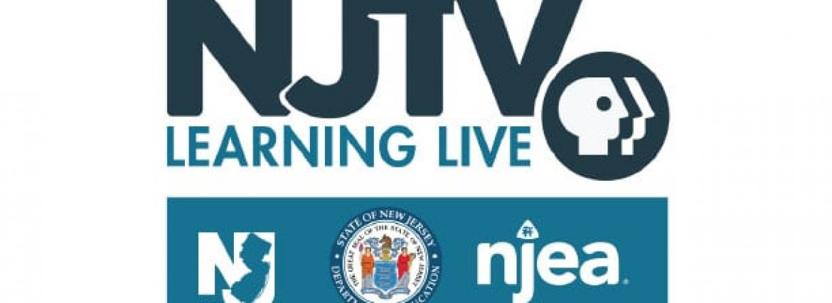 NJTV Learning Live features daily on-air lessons
