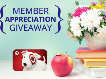 Win a $150 Target Gift Card from NEA Member Benefits!
