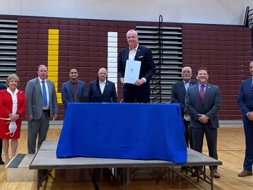 Murphy signs Ch. 78 relief bill