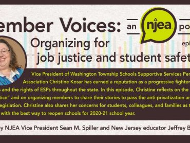 Organizing for Job Justice and Student Safety