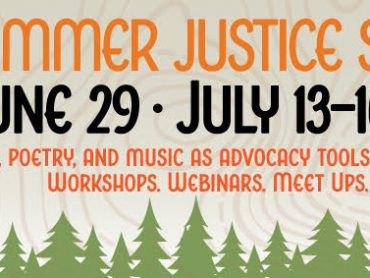 One more opportunity to experience NEA 2020 Summer Justice Series starting Aug. 3
