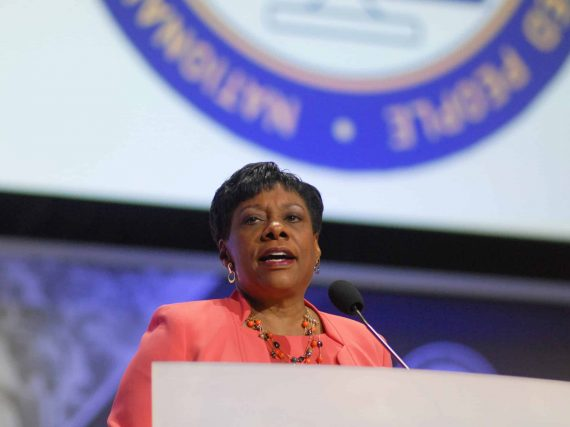Pennsylvania educator Becky Pringle elected NEA president