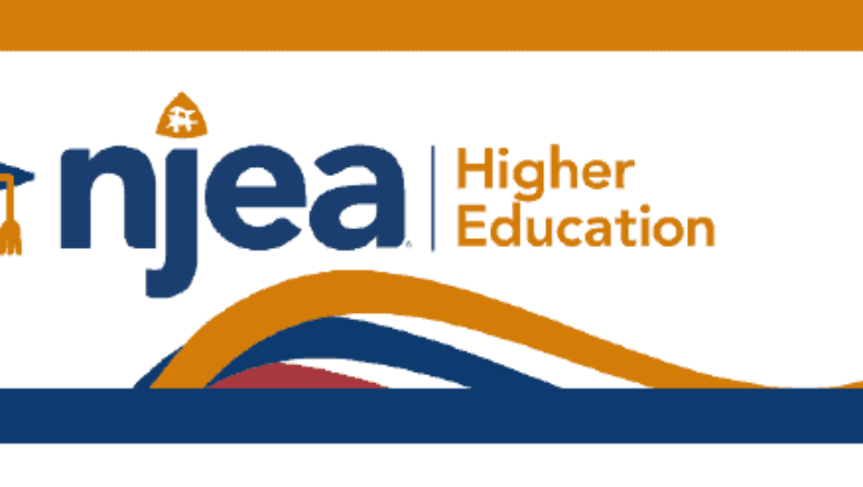 Register for the NJEA Higher Ed virtual conference