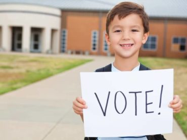 Have your students vote in the New Jersey student mock election