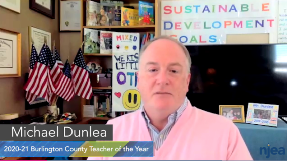 Burlington County – Michael Dunlea