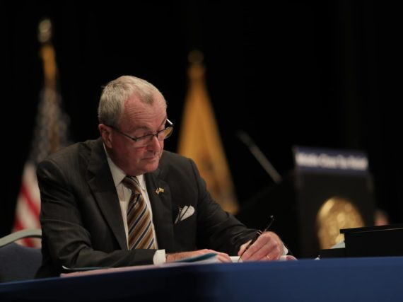 Gov. Murphy signs FY2021 Budget