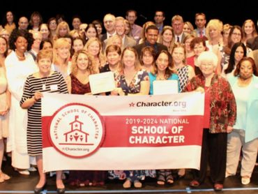 New Jersey leads the nation in character education