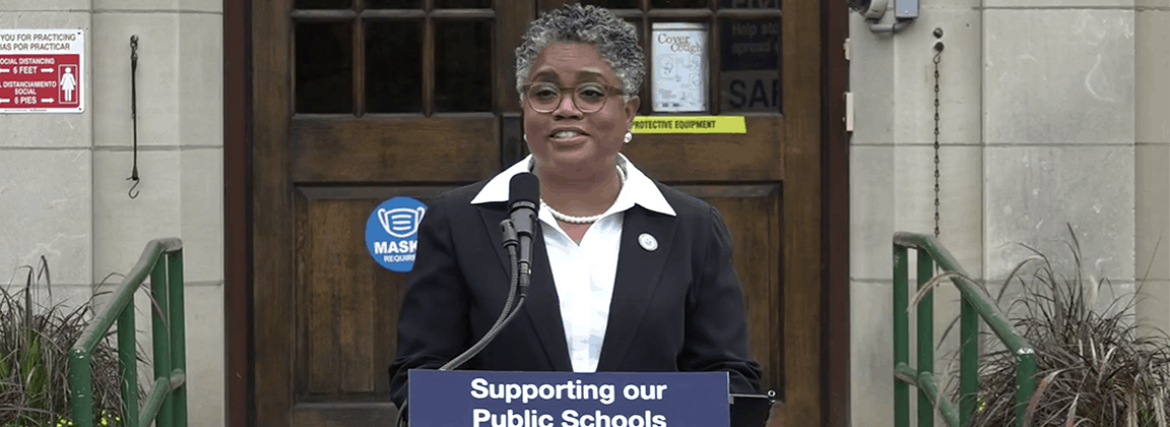 NJEA statement on nomination of Dr. Angelica Allen-McMillan as commissioner of education