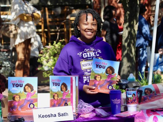 Collingswood Book Festival offers educators resources statewide