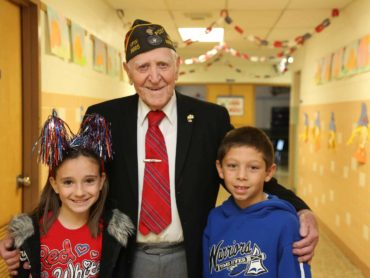 NJEA Honors Veterans