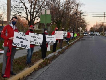 Penns Grove-Carneys Point members take a stand for student safety