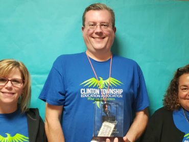 Clinton Township wins bargaining award