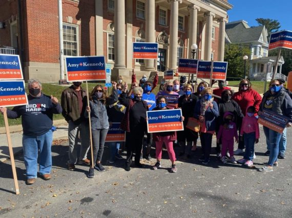 NJEA members push pro-education candidates to victory