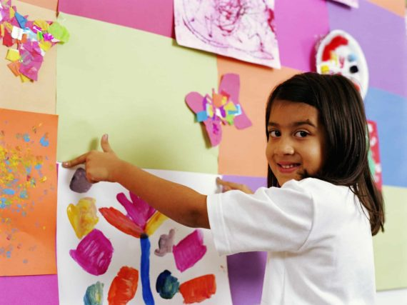 Supporting students' emotional needs through the arts