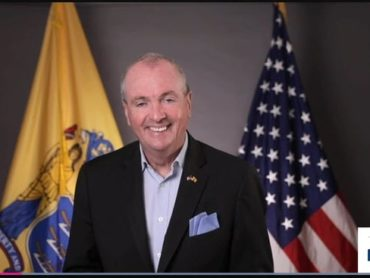 Gov. Murphy congratulates NJREA on 100 years, presents resolution