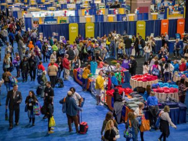 Visit the NJEA Convention exhibitors and thank them for their support
