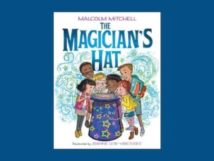 """The Magician's Hat"" free book giveaway"