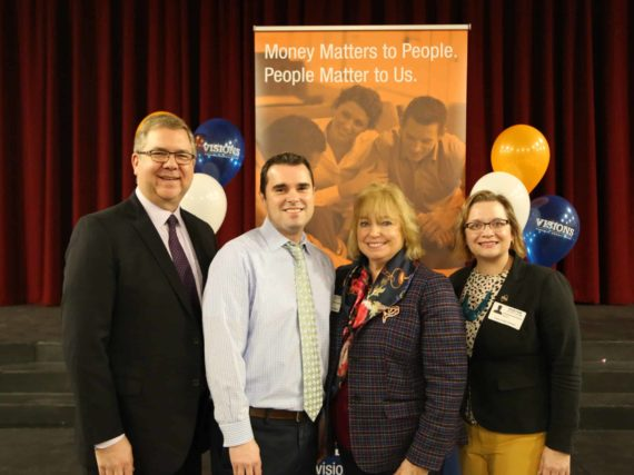 Visions Credit Union commits $1 million to NJ students and educators