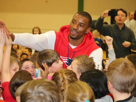 Meet Super Bowl Champion & Literacy Advocate Malcolm Mitchell