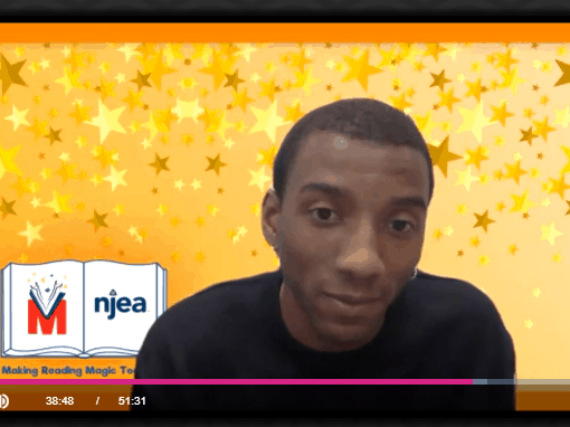 Watch: Malcolm Mitchell, Super Bowl Champion & Children's Author
