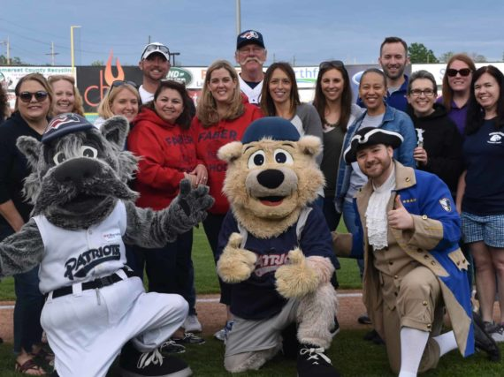 Somerset Patriots and NJEA to honor A+ Teachers during the 2021 season