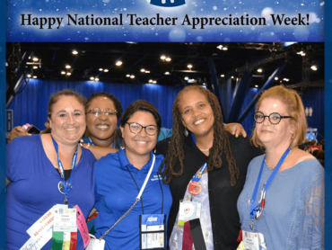 NJEA celebrates National Teacher Appreciation Week