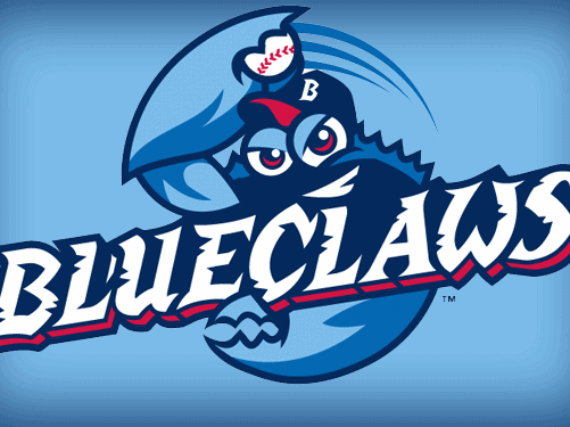 Check out Jersey BlueClaws baseball